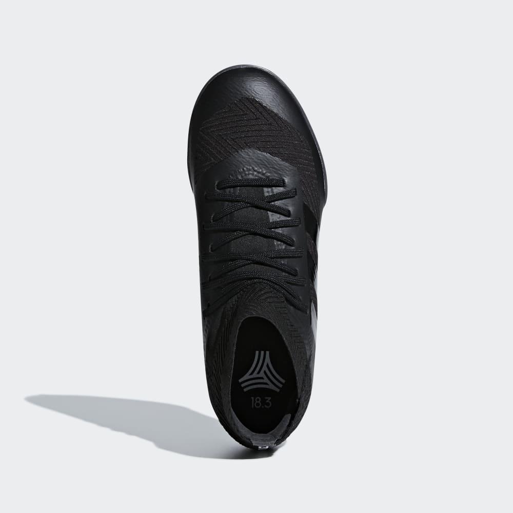 fc8a477cc5 Adidas Nemeziz Tango 18.3 Indoor Boots Focicipő Fiu Fekete / Fehér |  LYUAWX28