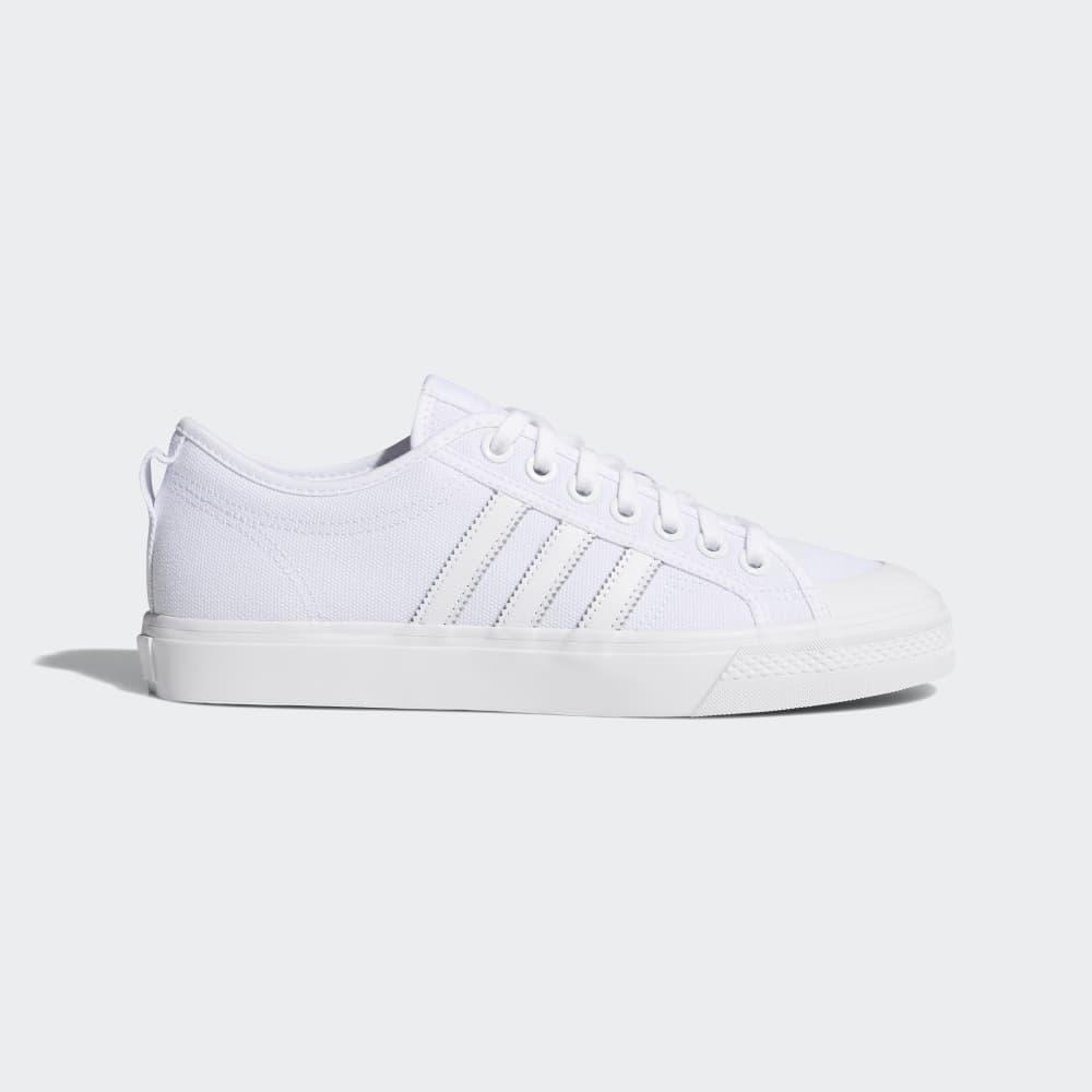 Adidas Nizza Alacsony Originals Cipő Női Fehér  3ca22b55c7