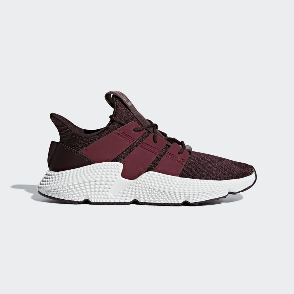 Adidas Prophere Originals Cipő Férfi Piros   Bordeaux   Fehér  6b0d4e730b