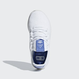 Adidas Pharrell Williams Tennis Hu Cipő Fiu Fehér | PJLKZC52